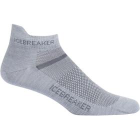 Icebreaker Multisport Ultra Light Micro Socks Herr fossil/monsoon